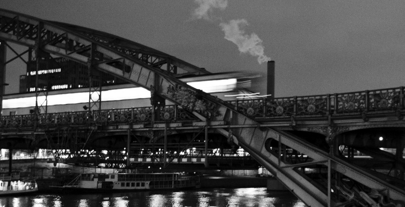 Electicity and Steam.