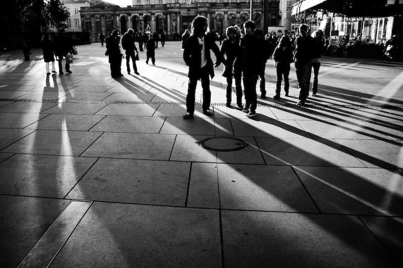 Paved Shadows - 2