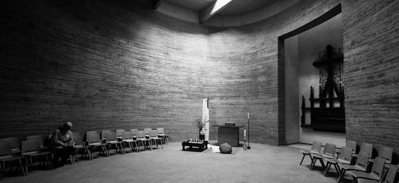 Versöhnungskirche.