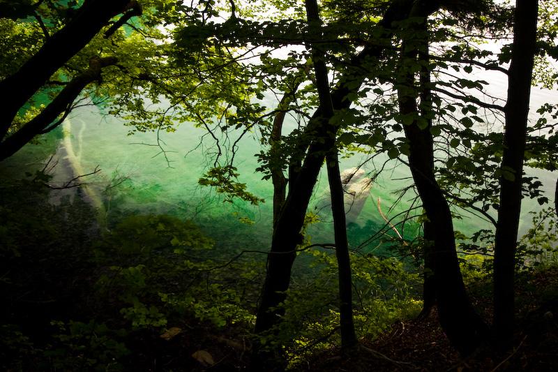 Plitvice lake #1