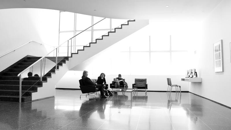 MoMA smalltalks