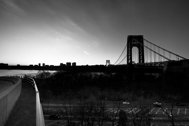 Path to Harlem.