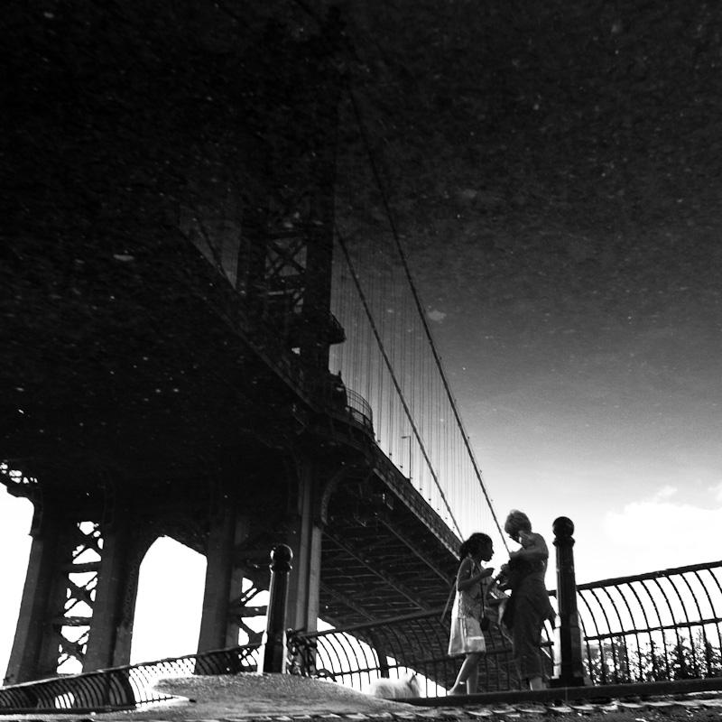 Down Under Manhattan Bridge Overpass.