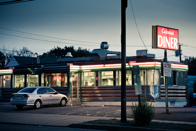 Colonial Diner.