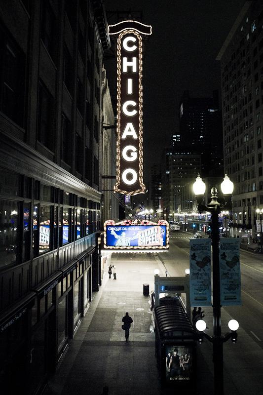 Theatre Noir in Chicago.