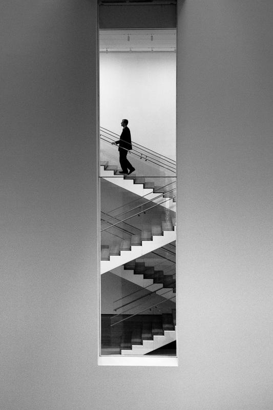 Up steps.