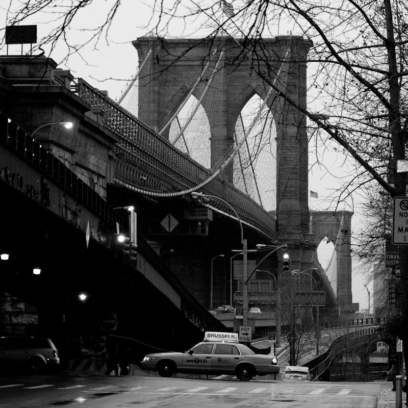 Brooklyn - Brussels.