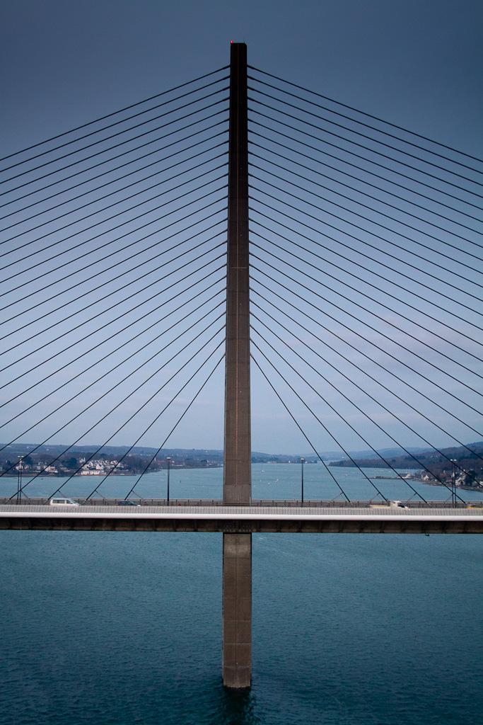 Pont de l'Iroise.