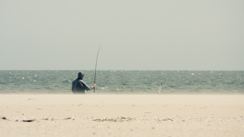 Cape May's fisherman.