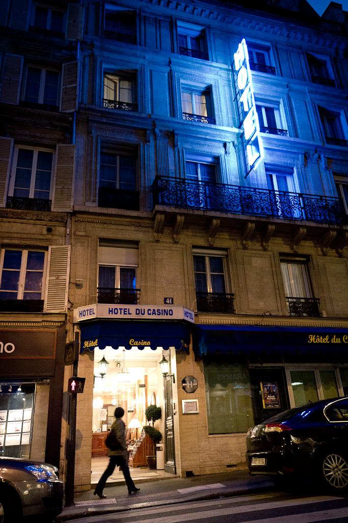 Hotel du Casino.