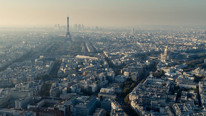 Parisian Haze.