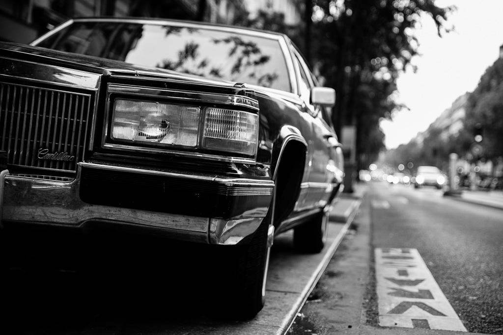 Floridian Cadillac.