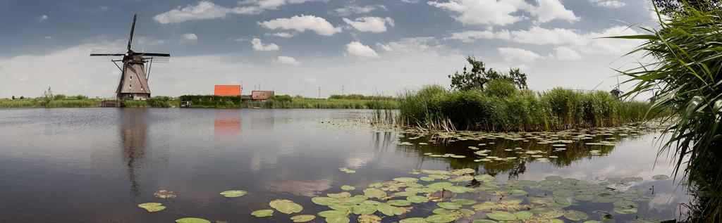 Last of Kinderdijk.