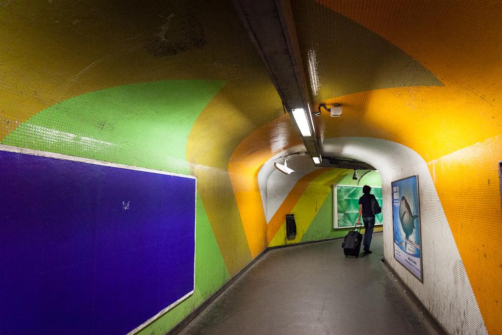 Metro colors.