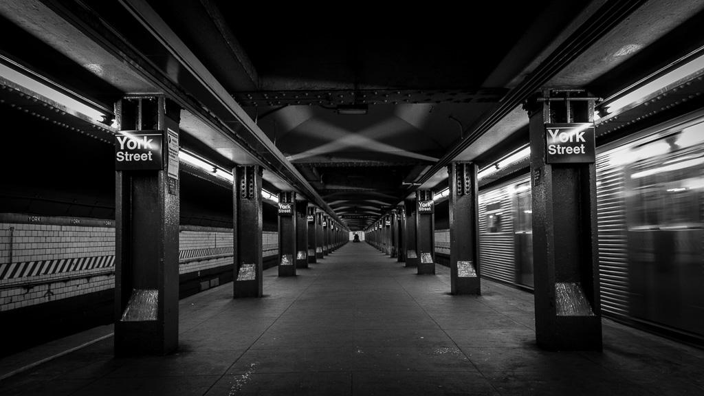 York Street, Brooklyn, NY.