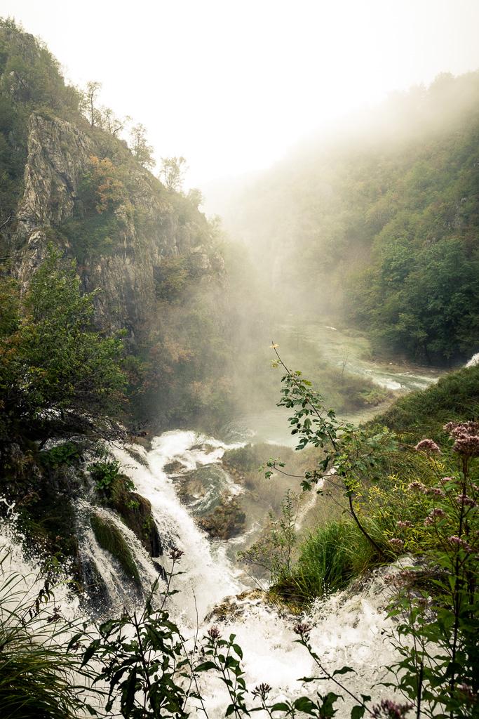 The Korana river.