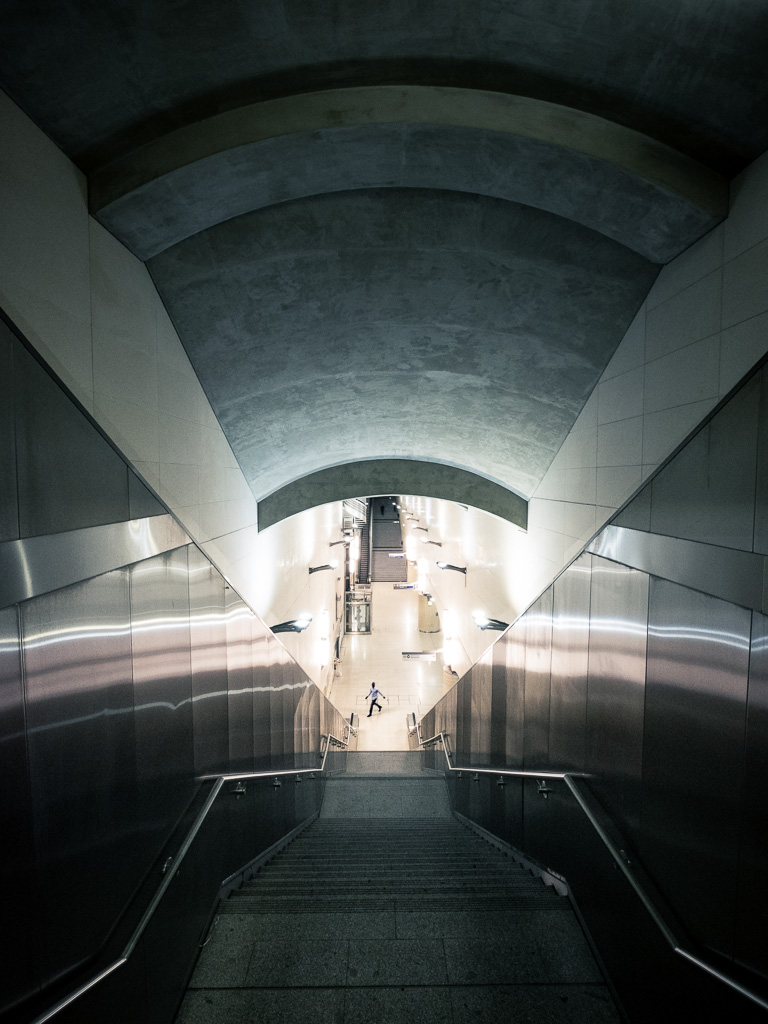 Metro Bibliothèque.