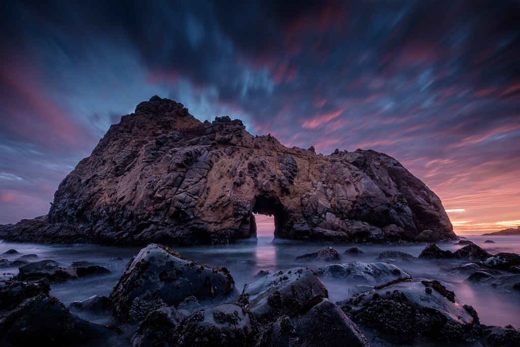 Gate to the Pacific.