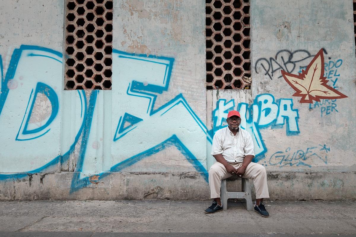 In Kuba.
