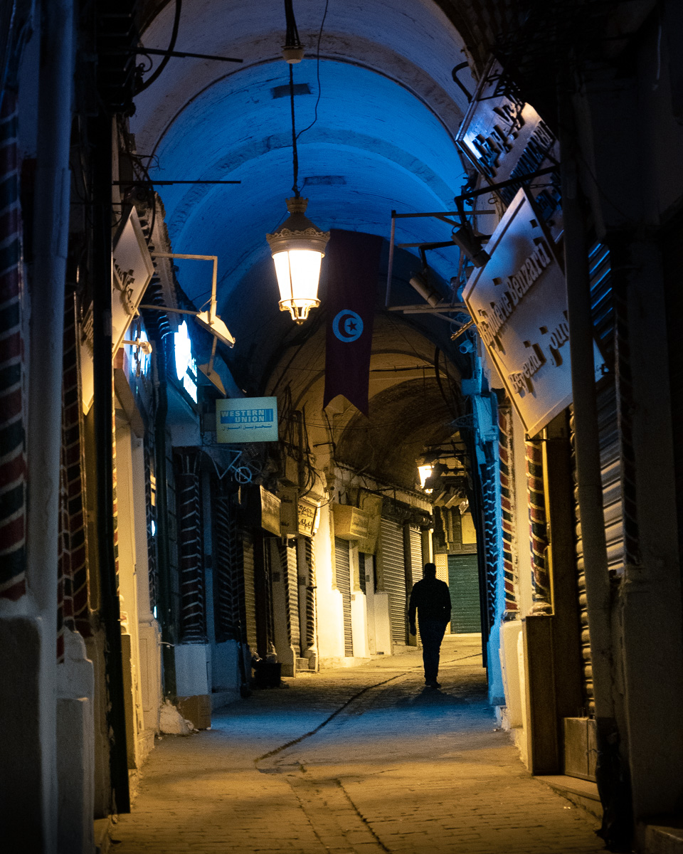 Early morning in the Medina #2.